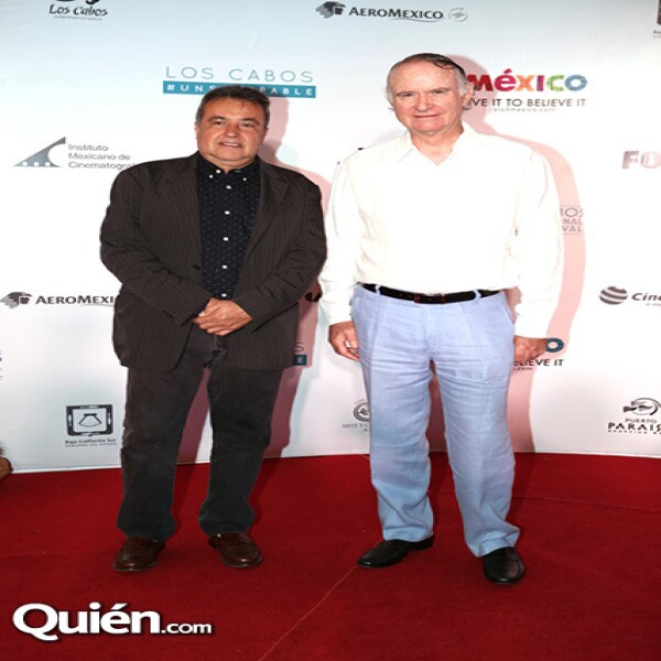 Jorge Sánchez y Eduardo Sánchez Navarro