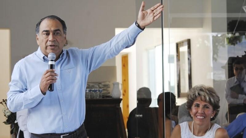 El gobernador electo de Guerrero dijo que esperará para comenzar el proceso de renovación del poder ejecutivo guerrerense