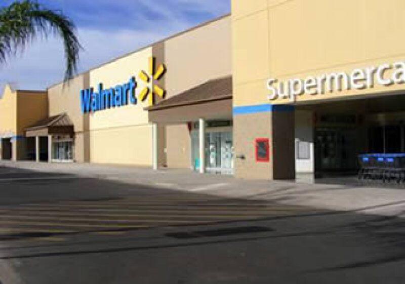 Las ventas iguales de la minorista mexicana se elevaron 3.4% en 2009. (Foto: Cortesía Wal-Mart)
