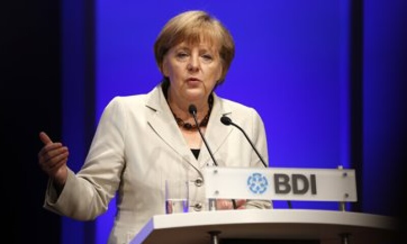 La canciller alemana, Angela Merkel, visitará a Grecia en medio del descontento social por las medidas de austeridad.  (Foto: Reuters)