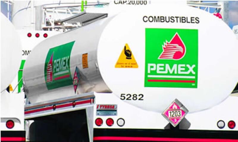Pemex dijo que la regulación de sus actividades corresponde a la Secretaría de Energía. (Foto: Notimex)