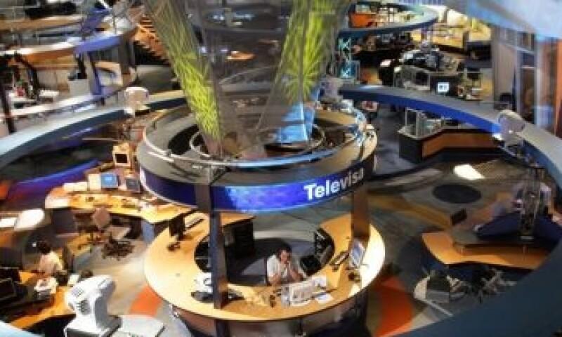 La SCJN consideró hoy que es válida la multa que impuso la Comisión Federal de Competencia a Televisa. (Foto: Cortesía de Televisa)