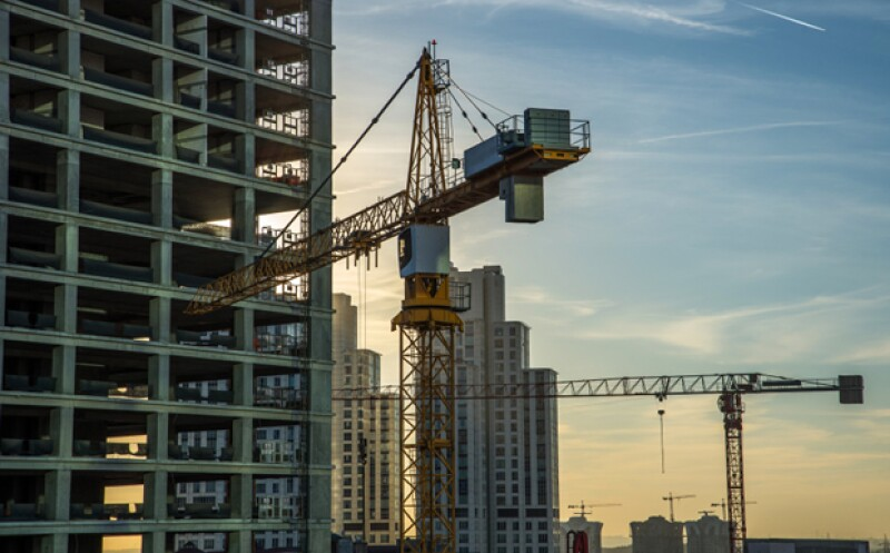 La industria de la construcción se beneficiará de una mayor gasto público en infraestructura. (Foto: iStock by Getty)