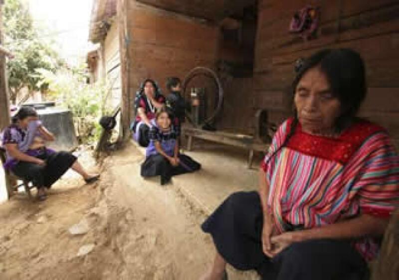 Los ministros coincidieron en que las garantías individuales de los indígenas fueron violadas. (Foto: Reuters)