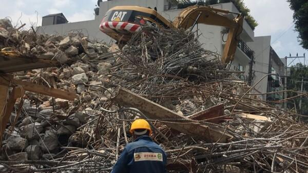demolición patricio sanz