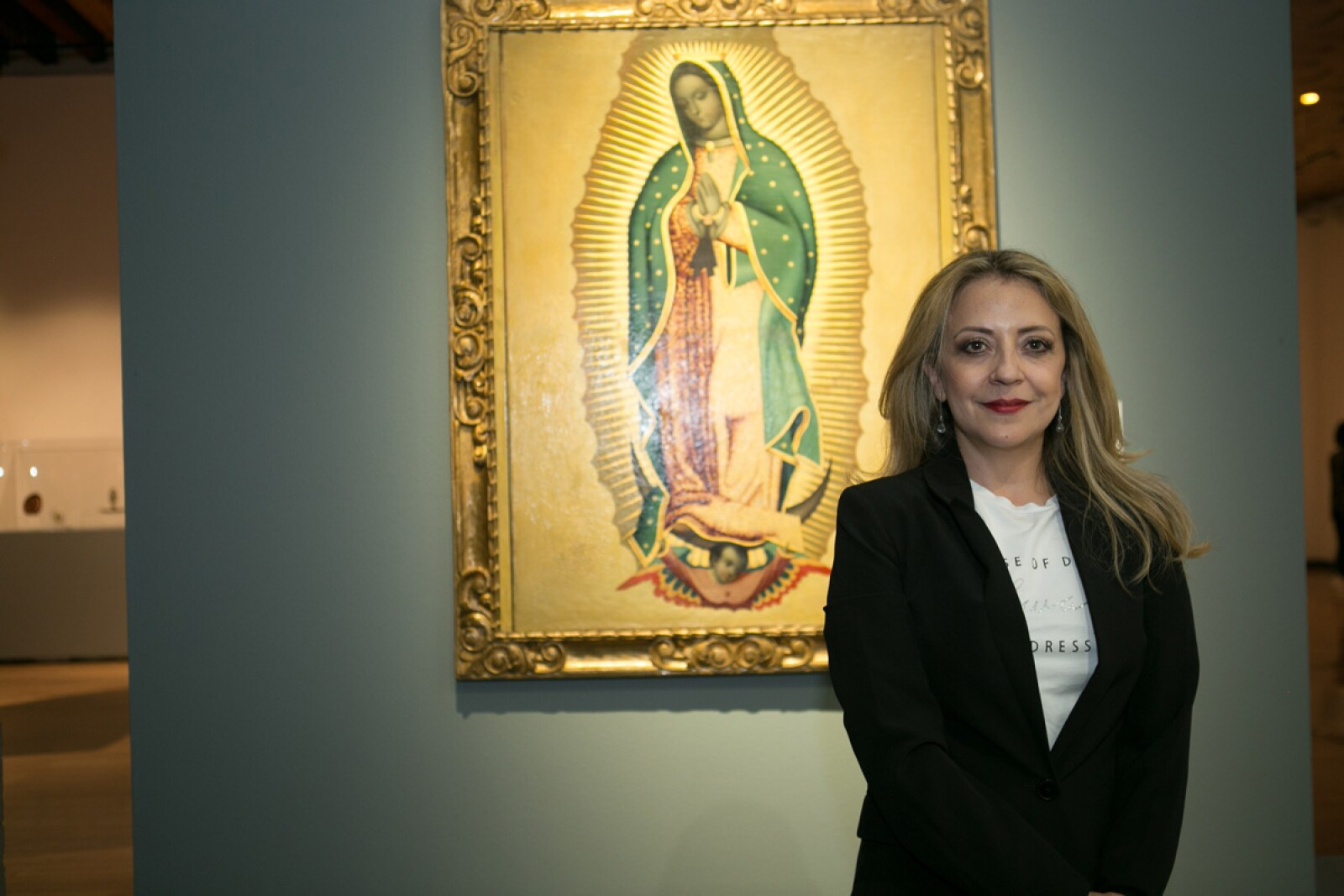 Inauguración Virgen de Guadalupe