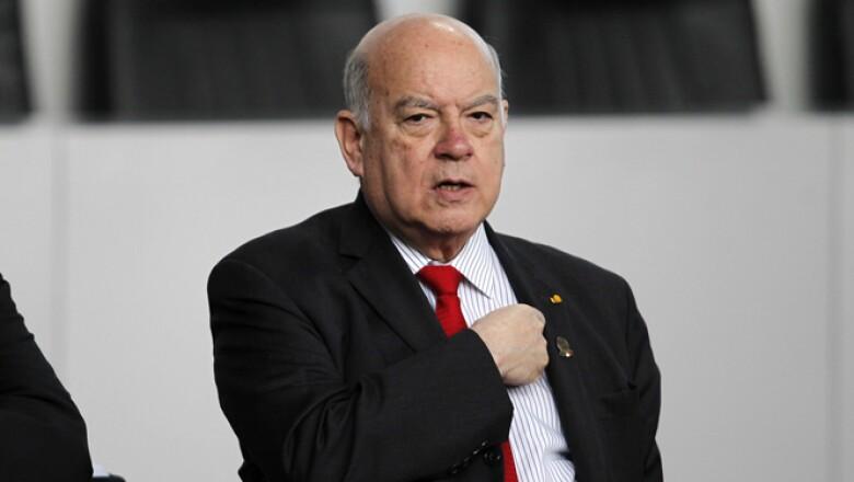 Otro de los asistentes fue José Miguel Insulza, secretario general de la Organización de los Estados Americanos.