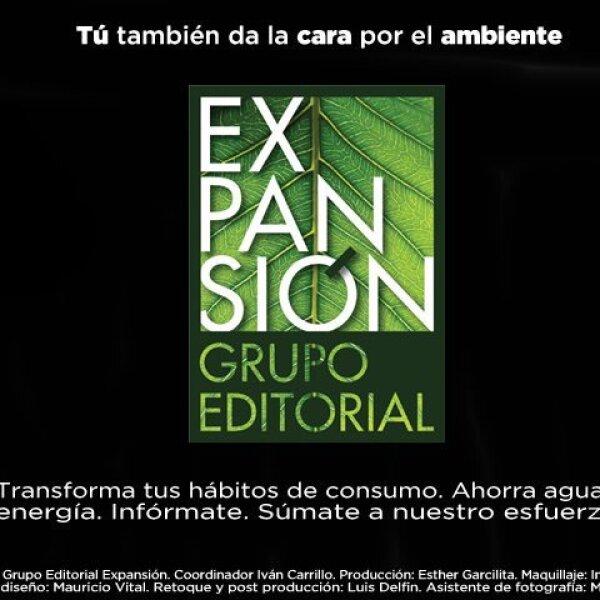 El papel de todas las revistas de Grupo Editorial Expansión es de Stora Enso, una empresa que cumple con los requerimentos de sustentabilidad de la Comunidad Europea.
