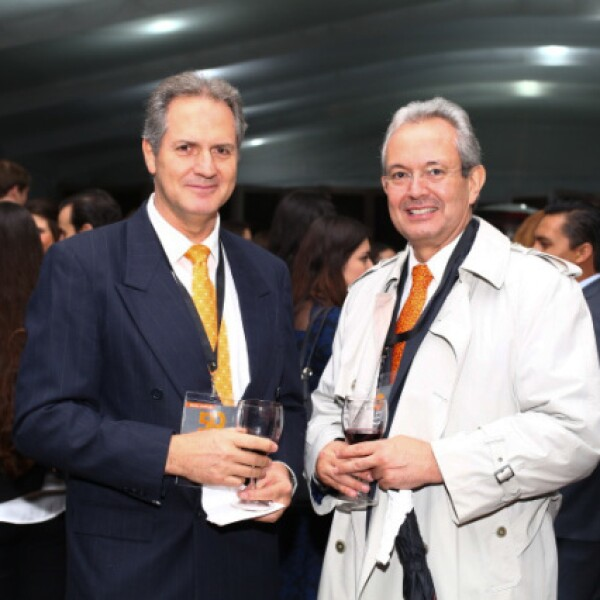 Emilio Planas y Javier Lozano.