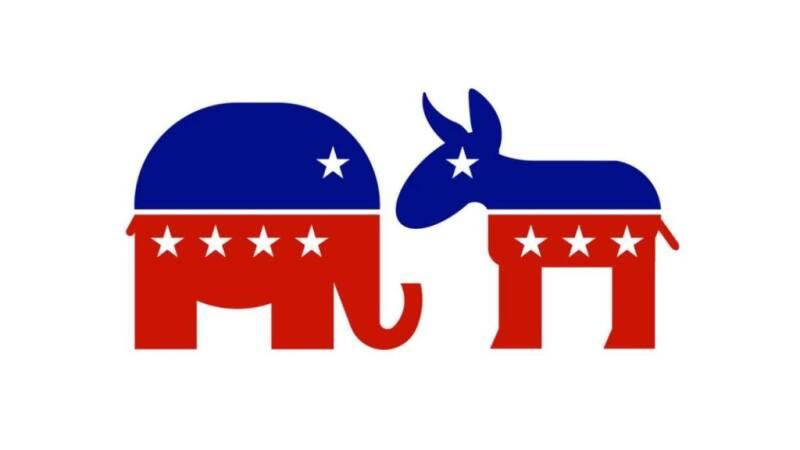 Republicanos y demócratas Estados Unidos