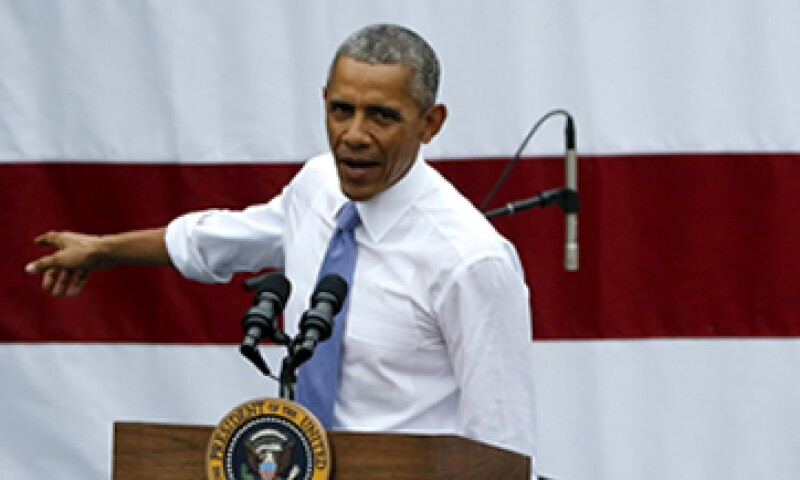 Para Barack Obama la aprobación de estos poderes, es decisiva para firmar el TPP. (Foto: Reuters )