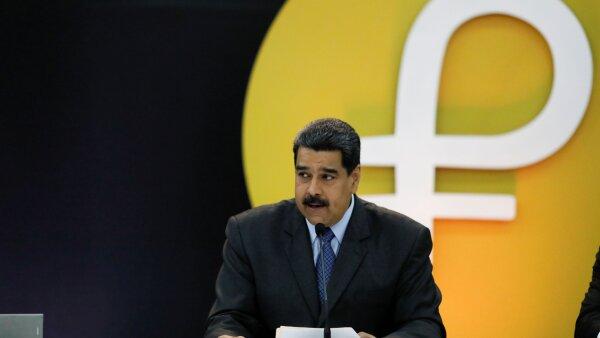 petro maduro venezuela