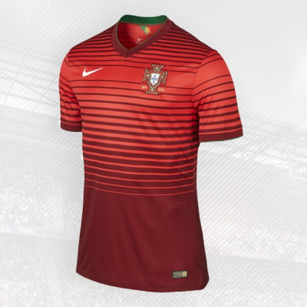 El equipo europeo luce como una de las apuestas fuertes de Nike, ante la presencia de Cristiano Ronaldo.