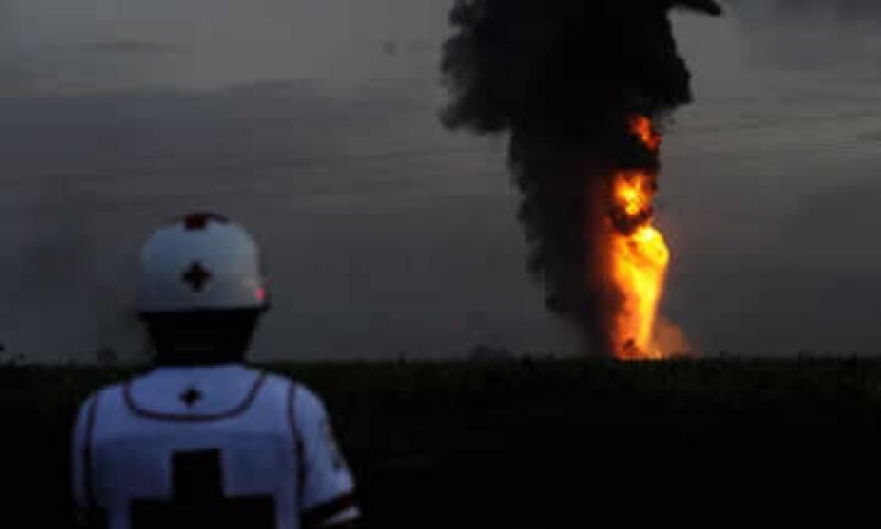 El robo de combustible  es actividad que continuamente perjudica a Pemex. (Foto: Cuartoscuro)