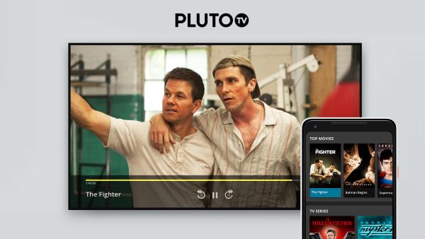 Pluto TV llega a México en 2020.
