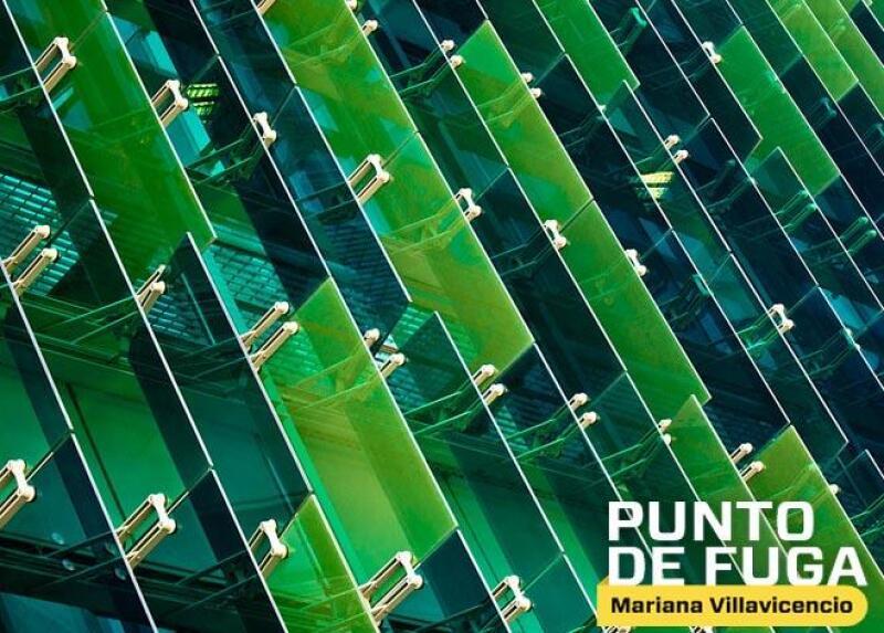 Edificio Verde/Columna Mariana Villavicencio