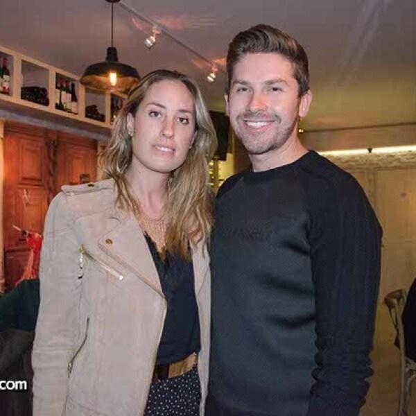 Alicia Moreno y Juan Carlos Valladolid