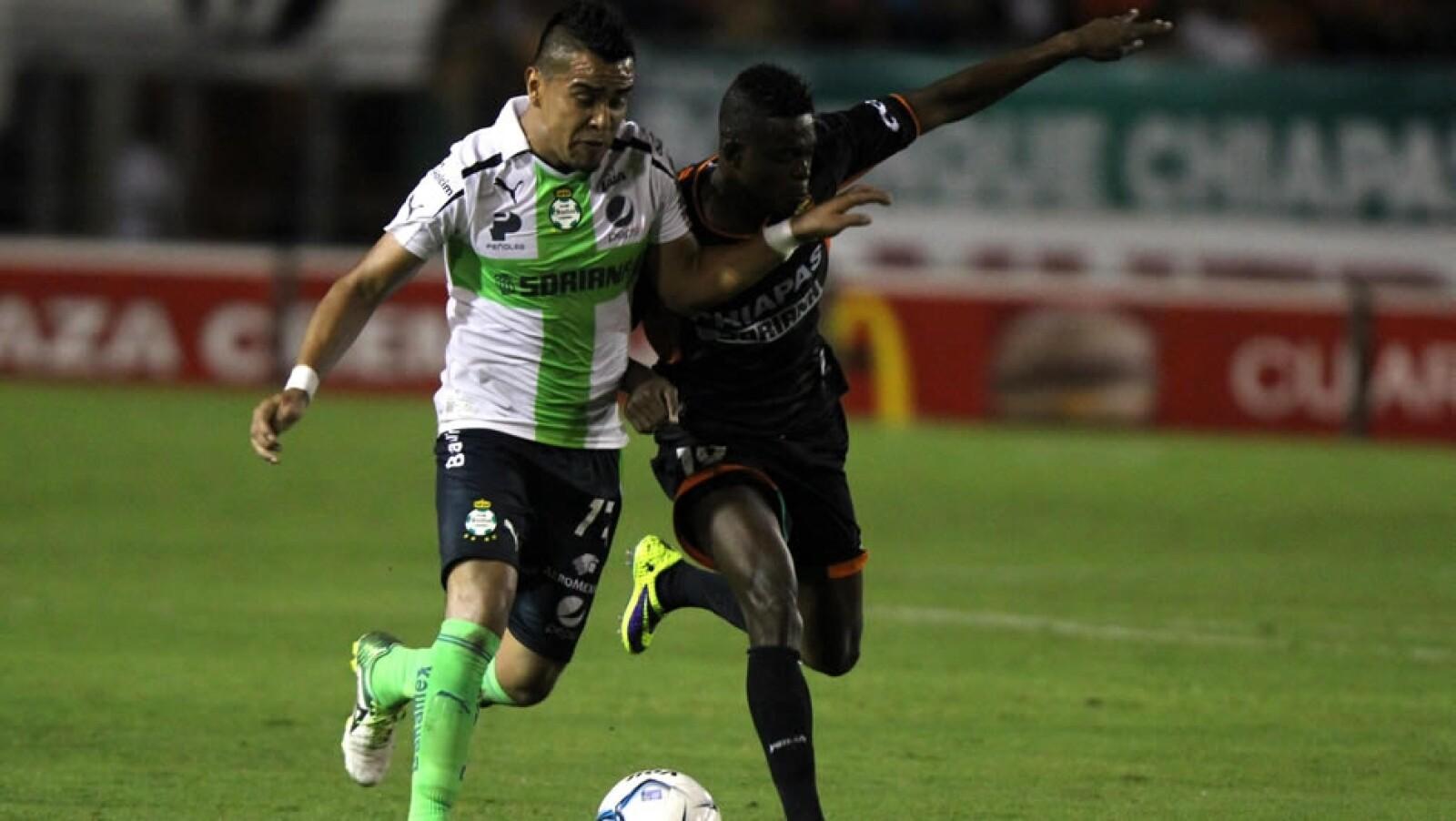 Santos vs Chiapas2