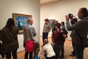 MoMA y Van Gogh