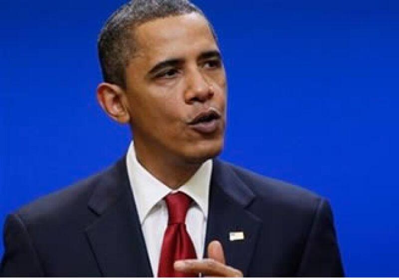 El presidente estadounidense enfatizó en la necesidad de crear empleos para la clase media. (Foto: AP)