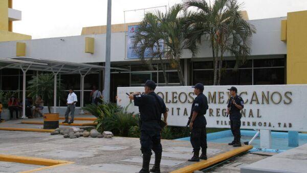 hospital regional pemex