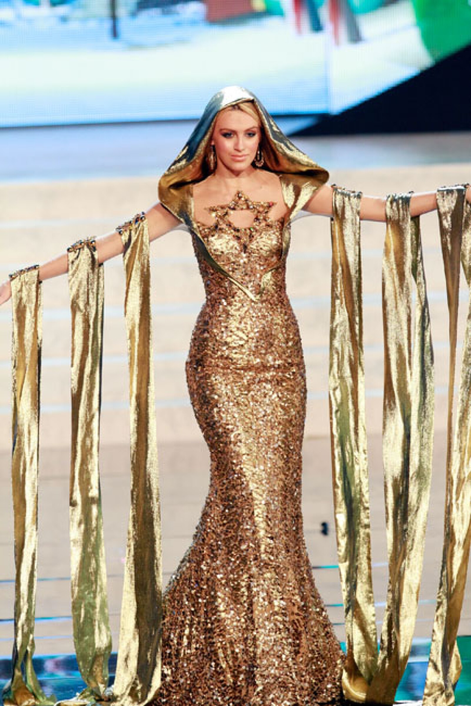 Miss Israel, Lina Makhuli.