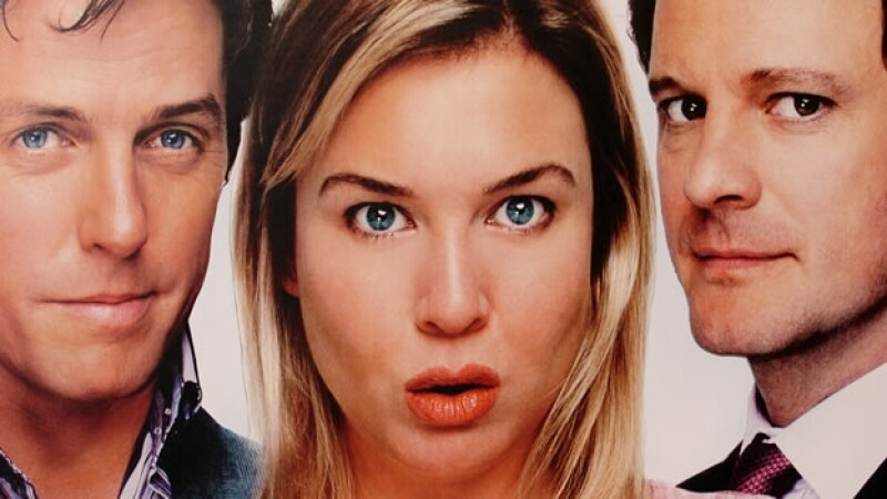 cartel de la pelicula bridget jones
