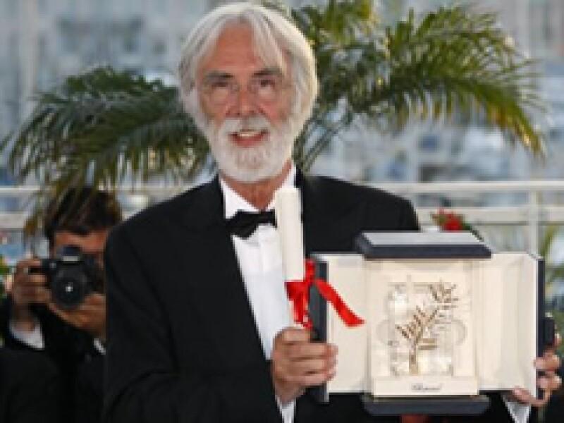 El director de la película sobre las raíces del terror nazi dijo sentirse en un momento realmente feliz. (Foto: Reuters)