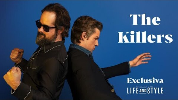 The Killers explica, en exclusiva, cómo fue grabar su nuevo disco tras perder a la mitad de la banda