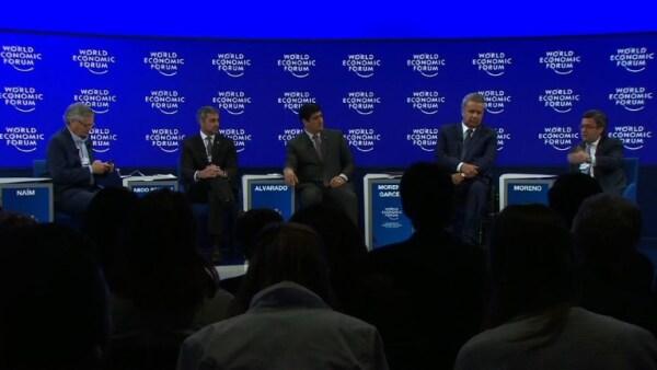 Crisis Venezuela Davos
