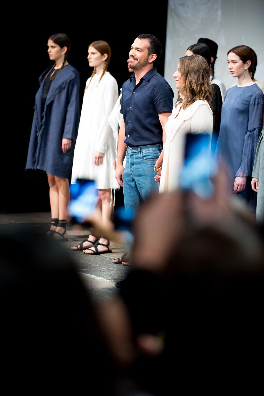 Mercedes Benz Fashion Week: Pasarela de Yakampot