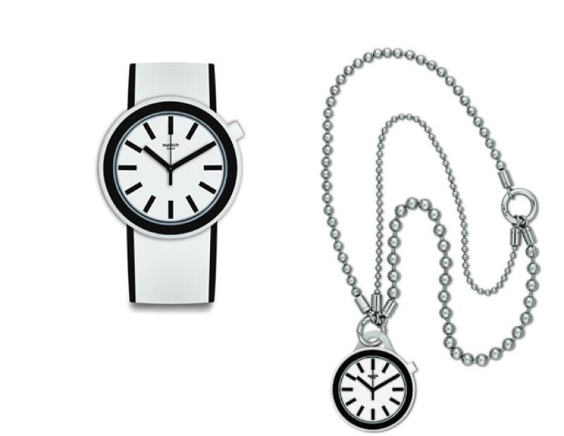 La colección POP te permite tener más de un reloj en una sola pieza.