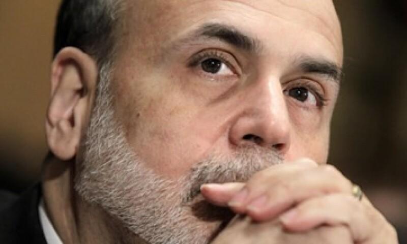Ben Bernanke, presidente de la Fed  no se refirió al panorama de la política monetaria o de la economía estadounidense. (Foto: Reuters)
