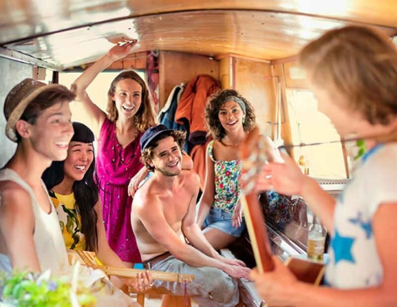No importa dónde estés, ¡disfruta a tus amigos, creen experiencias inolvidables!