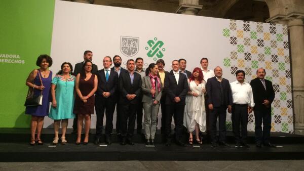 Sheinbaum y alcaldes