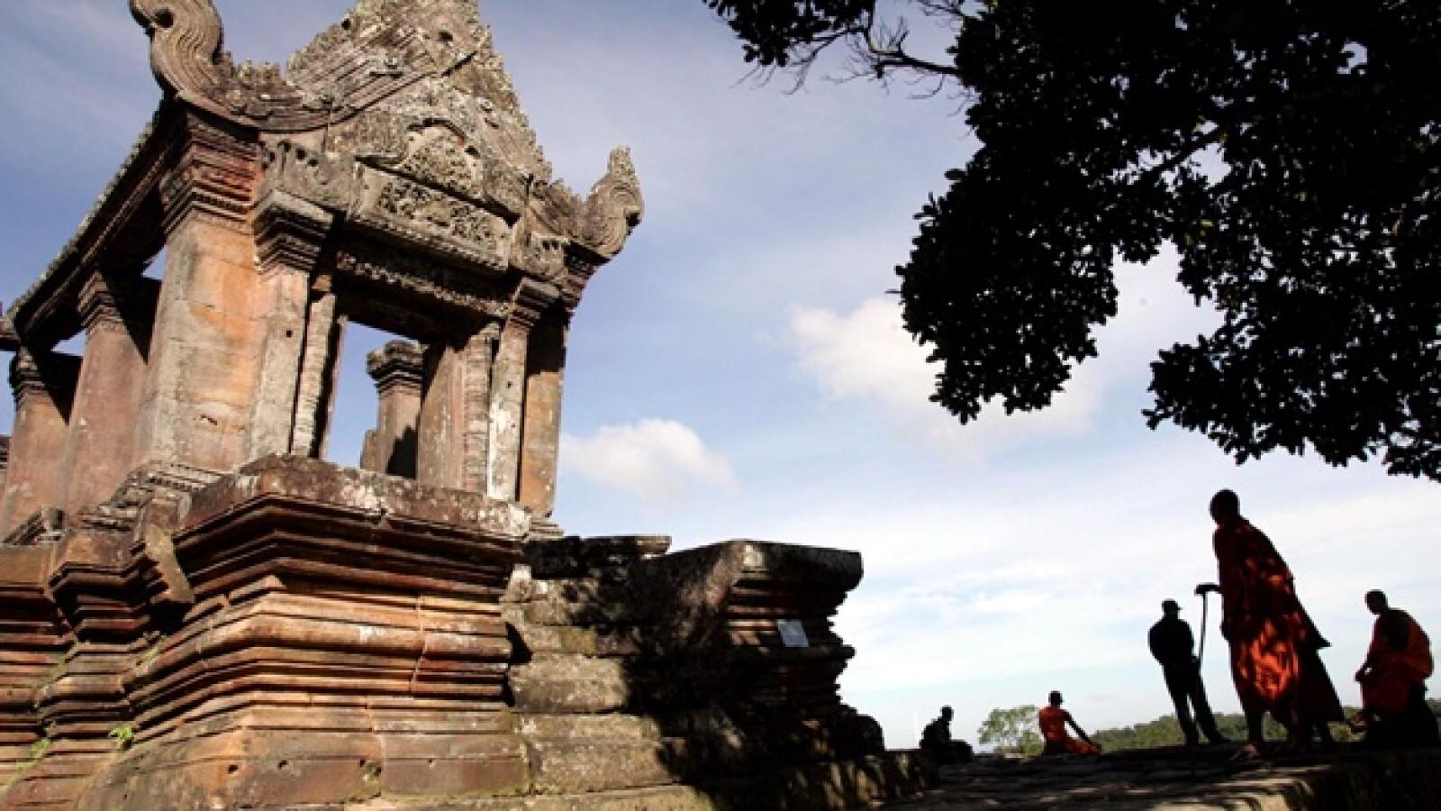 camboya, tailandia, unesco