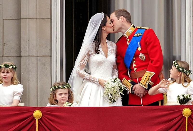 La boda fue seguida por millones alrededor del mundo.