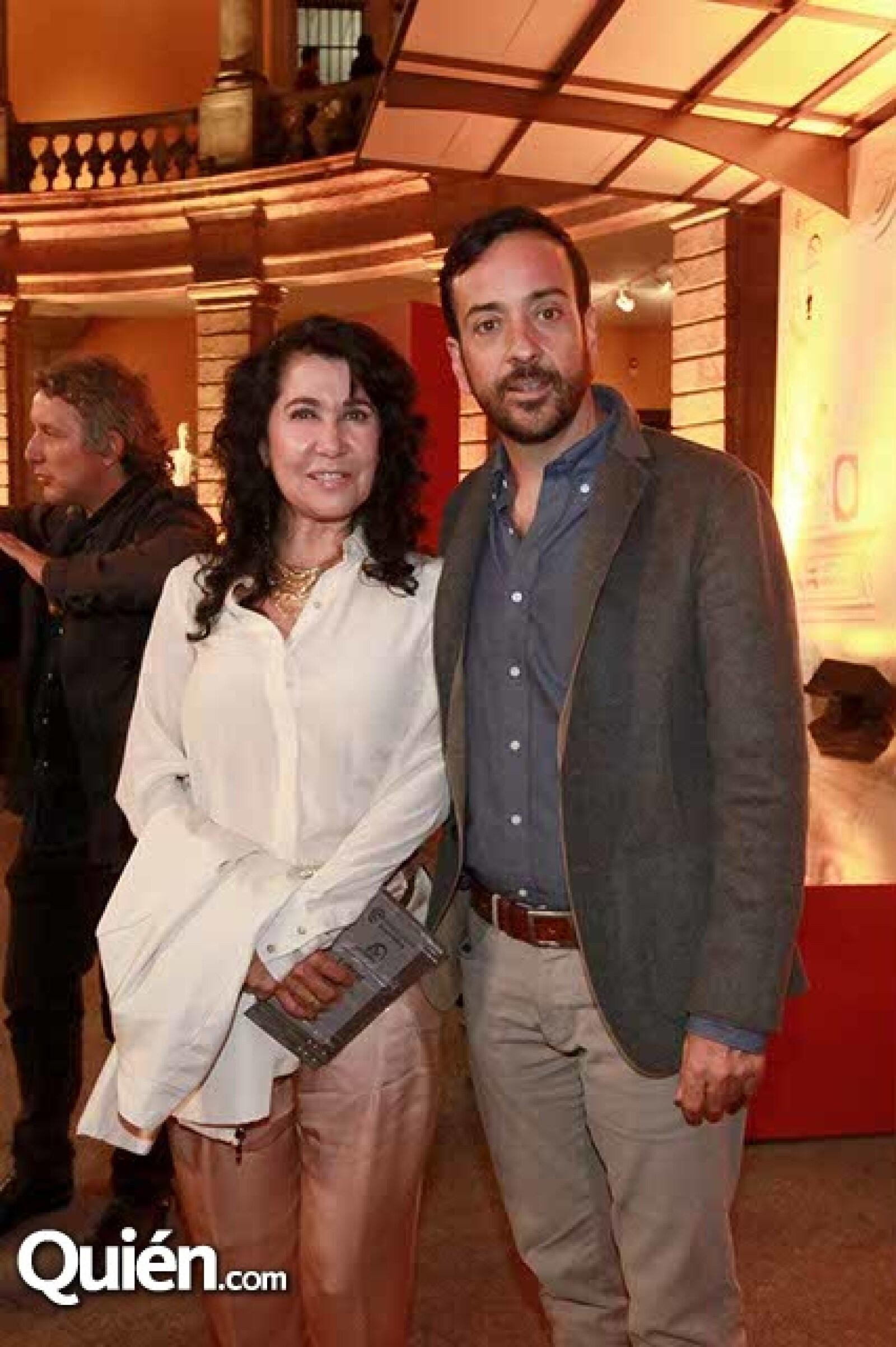 Desiree Duhart y Emilio Cabrera