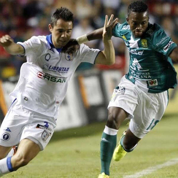 Querétaro vs Leon1