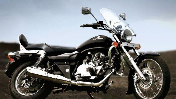 motocicleta de Bajaj
