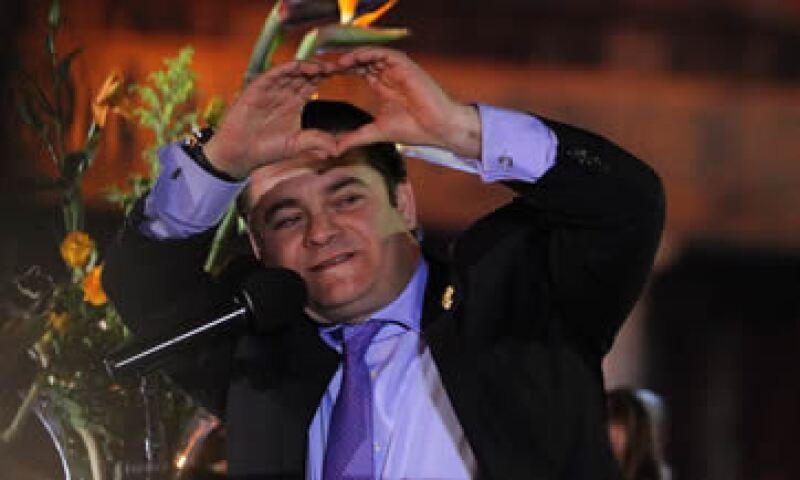 Fernando Olivera dijo que el porcentaje de visitantes extranjeros en la entidad han crecido a 6%. (Foto: Notimex )