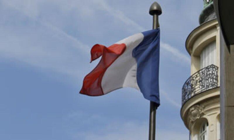 Francia tiene un crecimiento estimado de 2.0% para este año. (Foto: AP)