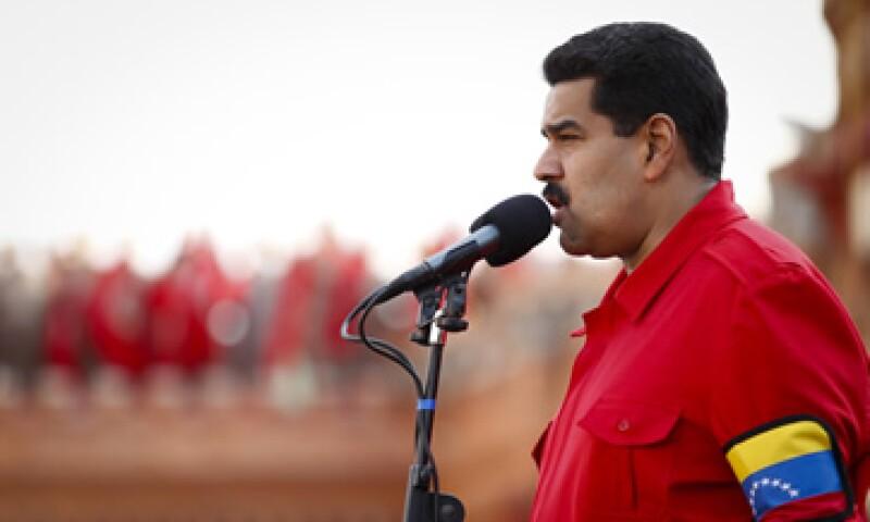 Al iniciar el año, el presidente Nicolás Maduro anunció que el ministro de Finanzas retomaría las riendas del Banco Central de Venezuela. (Foto: Reuters)