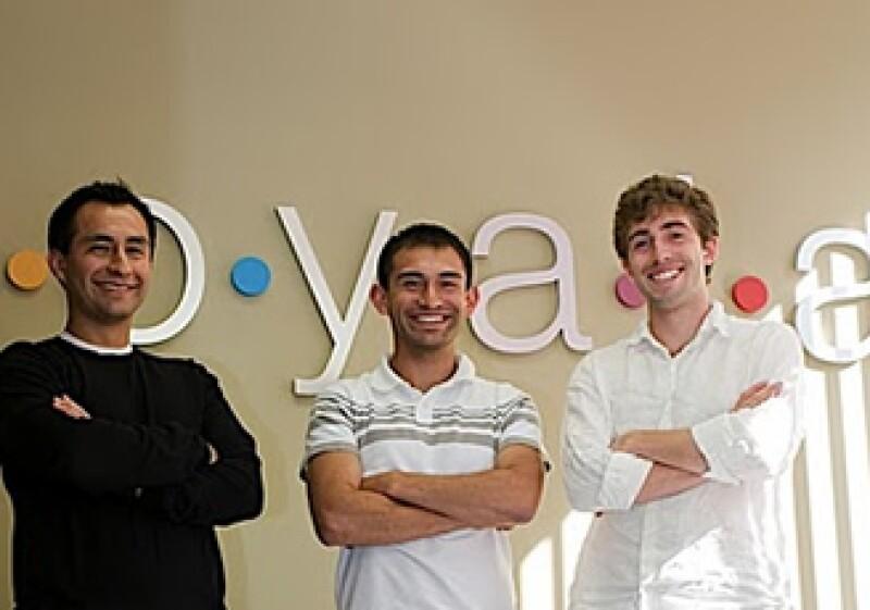 Los fundadores de Ooyala siguen sus planes de expansión.  (Foto: Cortesia)