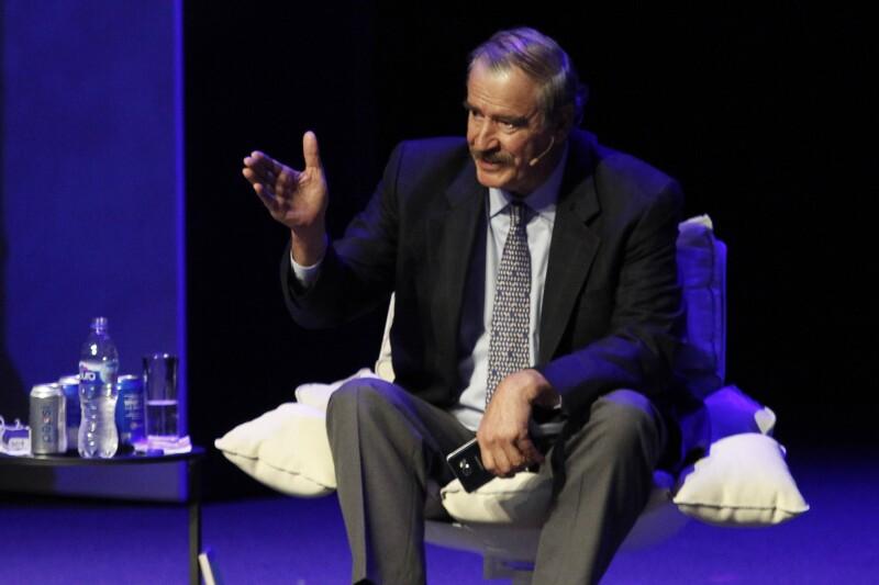 Vicente Fox manifestó su simpatía por las medias que ha tomado el presidente Peña nieto para abrir el sector energético del país.