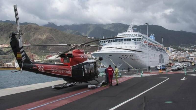 crucero canarias cinco muertos