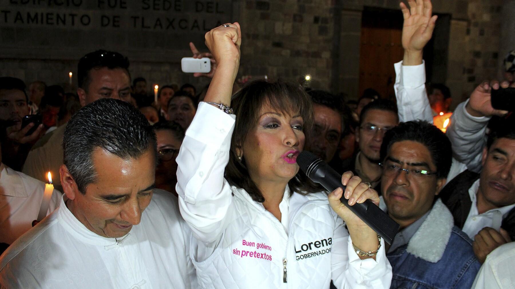 Partido de la Revolución Democrática (PRD) Lorena Cuéllar Cisneros