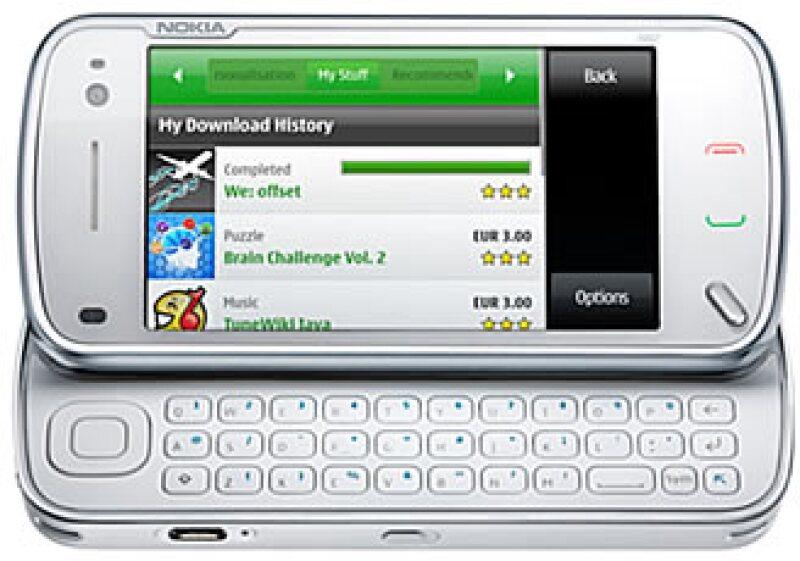 La tienda de Nokia permite actualmente bajar aplicaciones, música, juegos y utilidades. (Foto: Nokia)