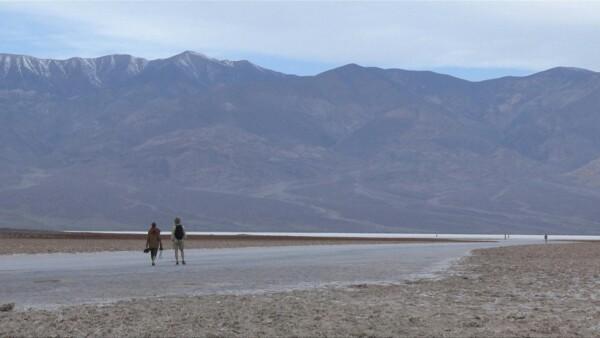 El Valle de la Muerte registró la tercera temperatura más alta de la historia