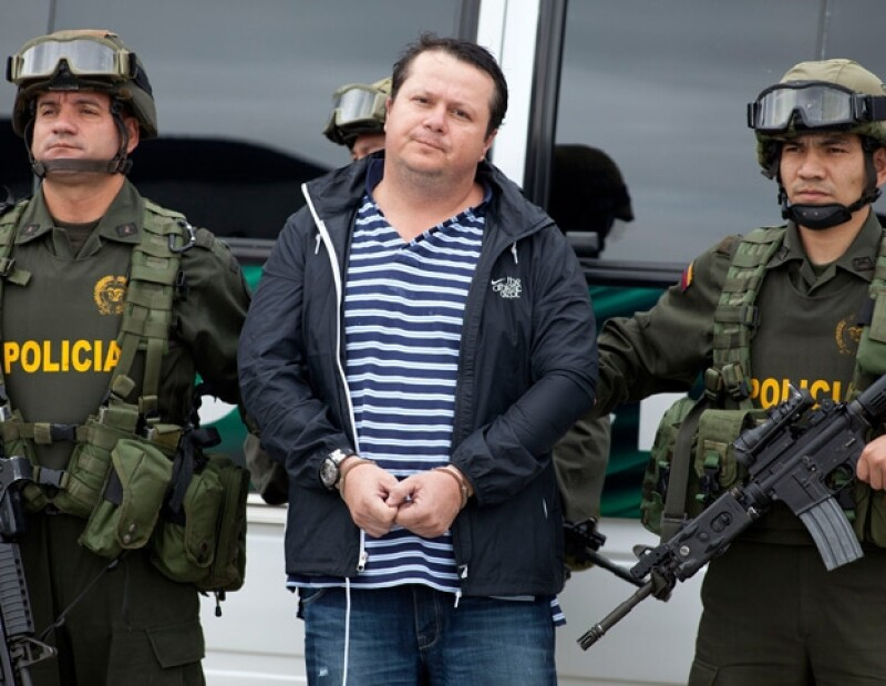Jiménez González fue detenido exactamente en la zona del municipio de Bahía Solano, en Chocó, a 400 kilómetros al noroeste de Bogotá.